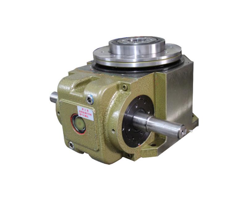 凸轮分割器怎么控制和PLC联动